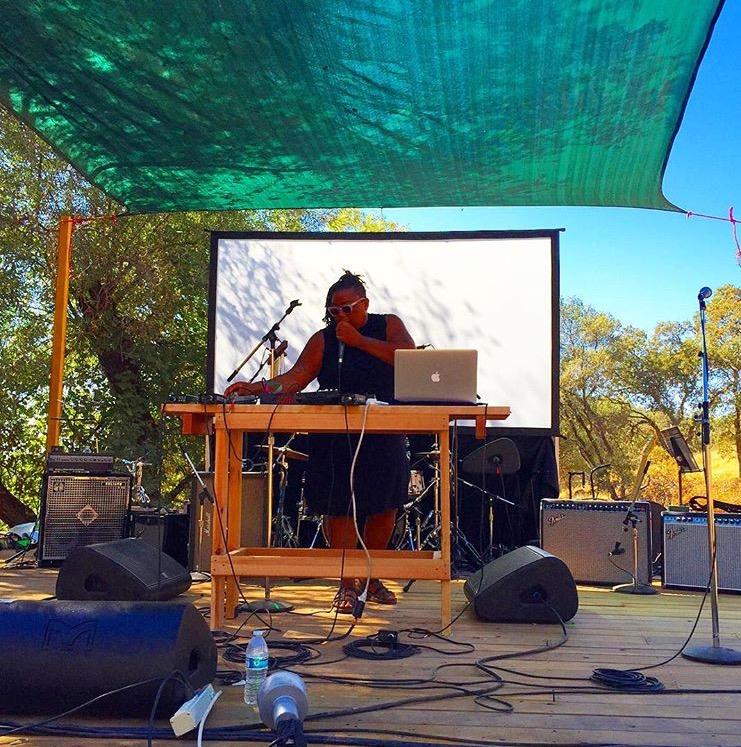 TROPIC GREEN PLAYING FABULOUSA FESTIVAL SEPTEMBER 2016