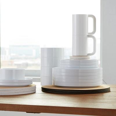 Unison Heller Modern Melamine Dinnerwear