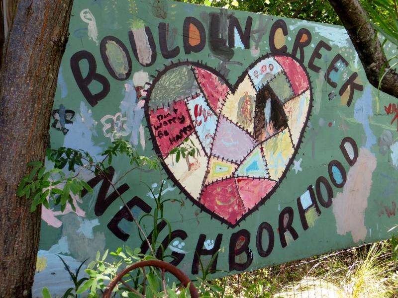 Bouldin Creek Neighborhood