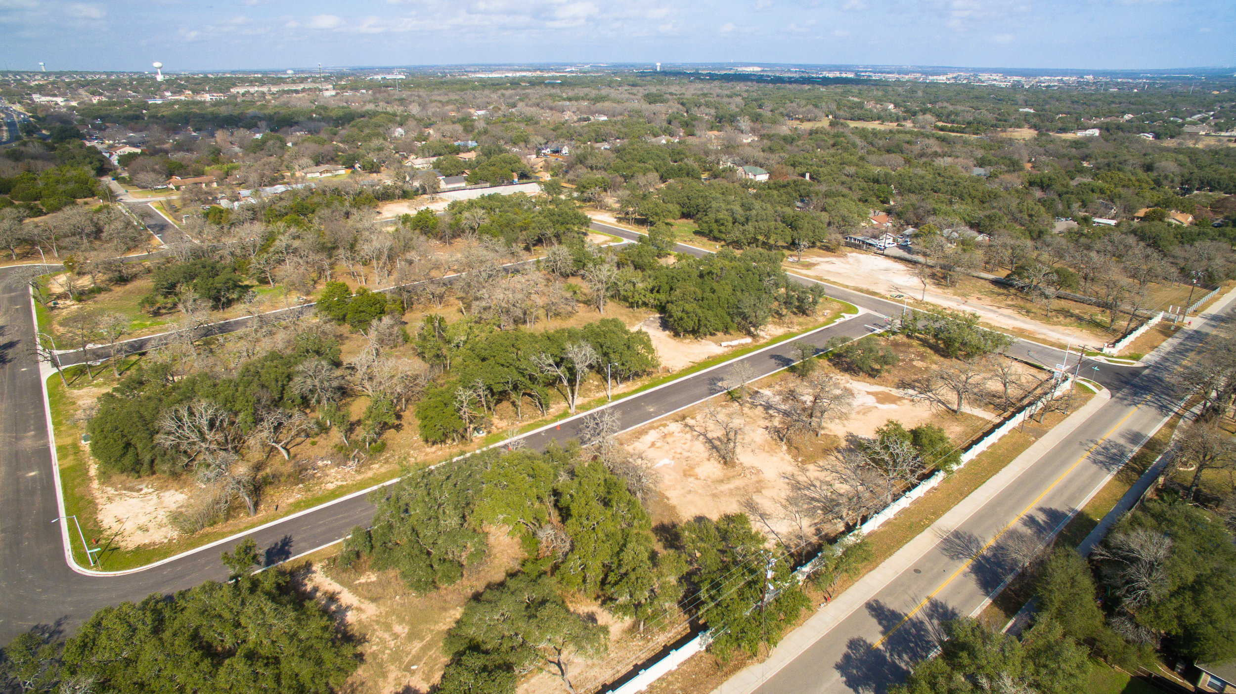 West Parke Subdivision Completed