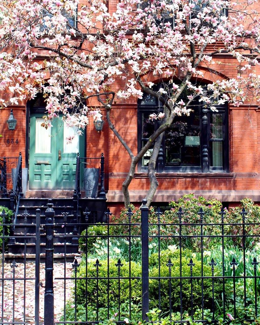 Lincoln Park brownstone; May 2016