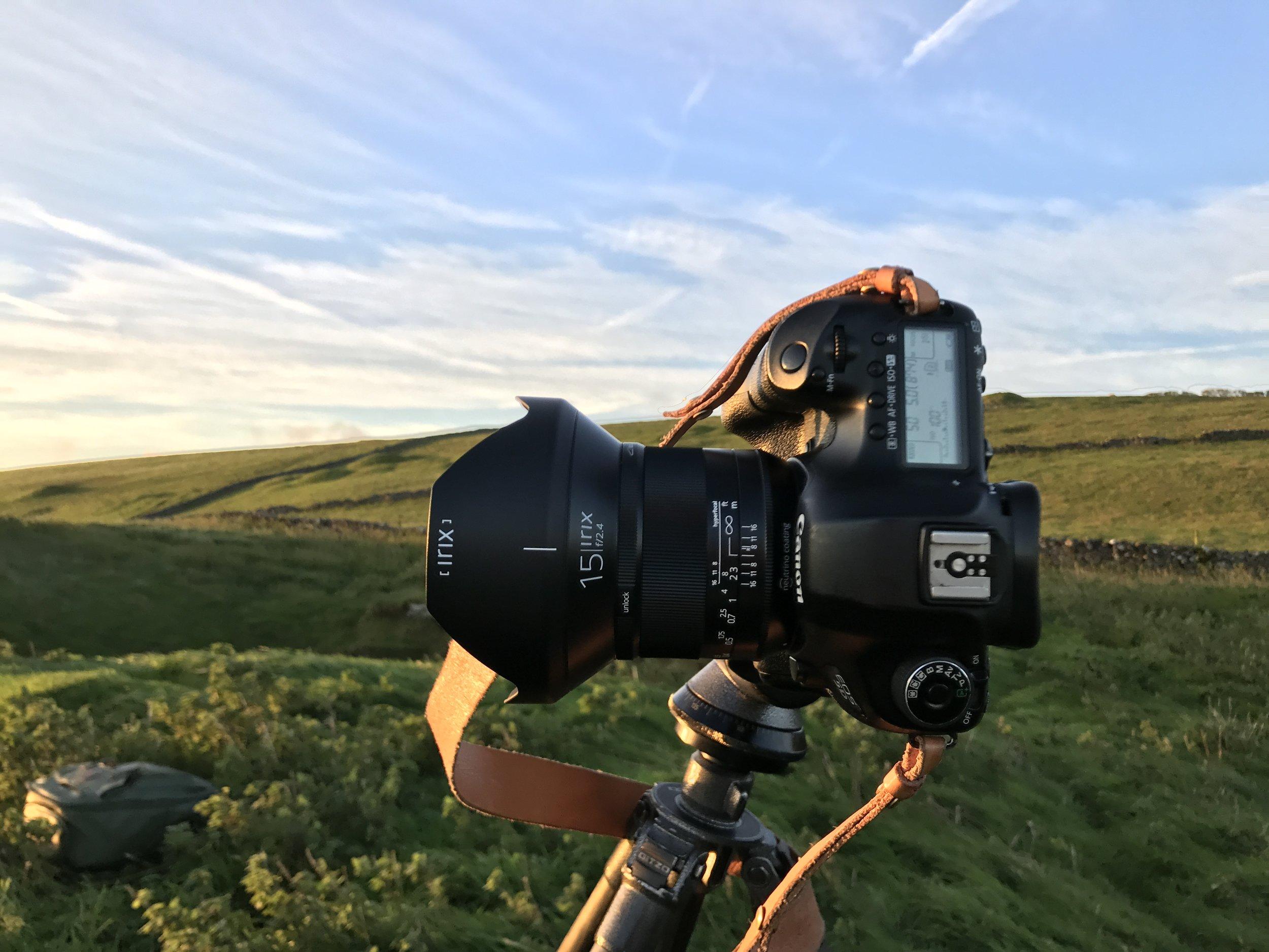 Canon 5dmkii_ IRIX 15mm F2.4 Blackstone