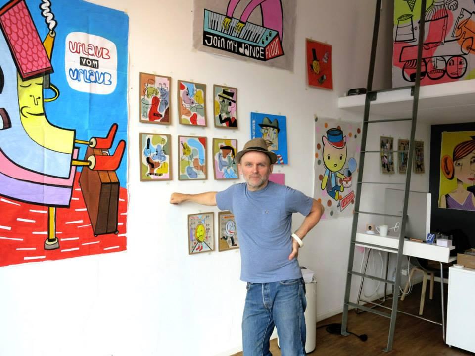 Art Von Frei Gallery Berlin