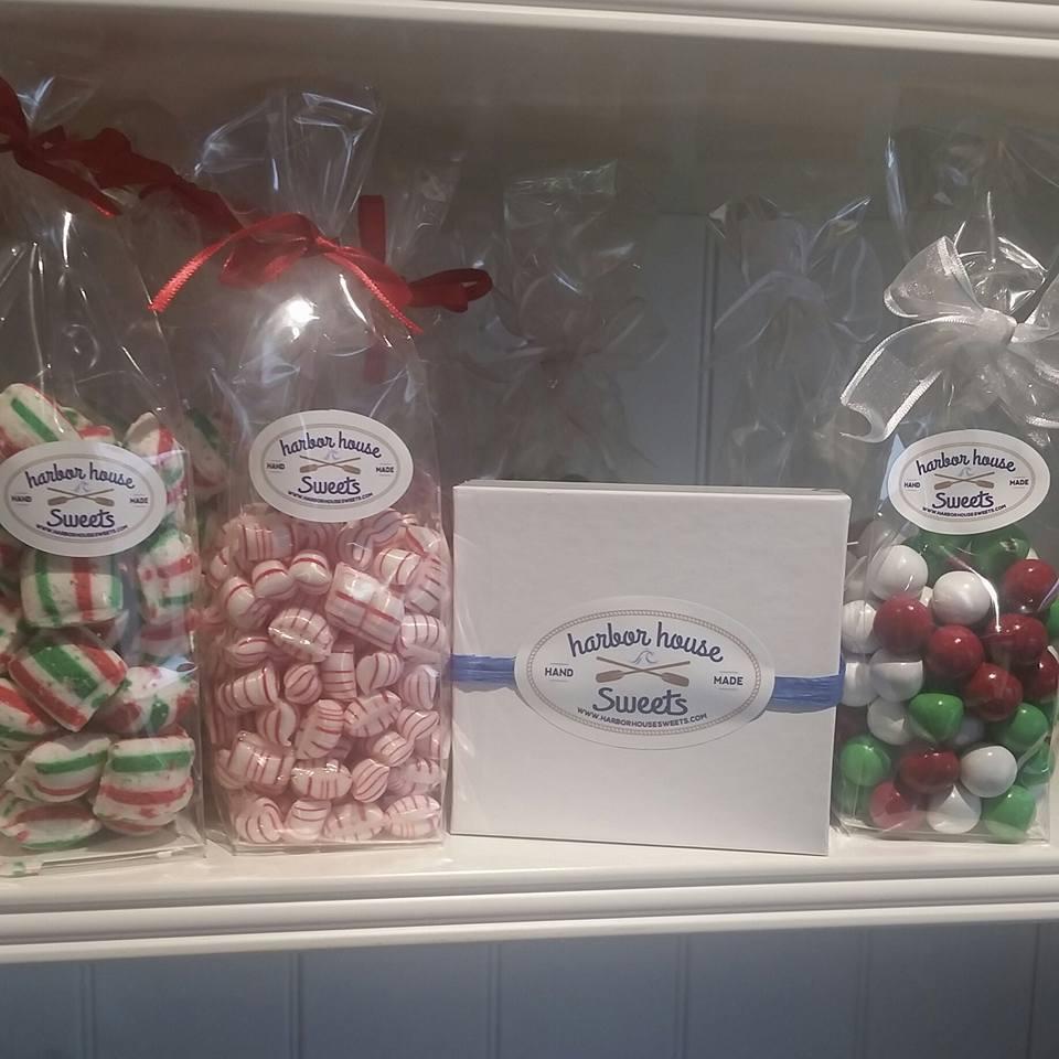 Christmas Treats at Harbor House Sweets