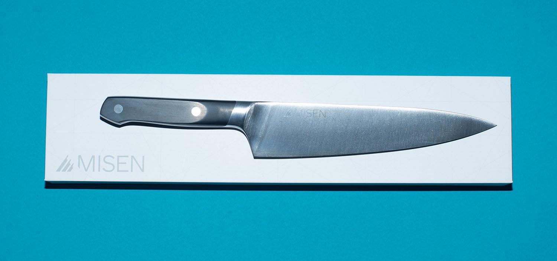 The Misen Chef's Knife