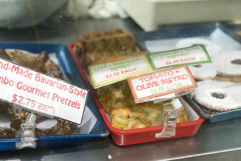 More prepared food things.
