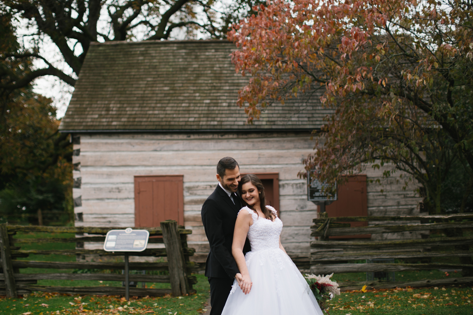 Fall for LoveRachel and Fady - Photography-Ella WhiteLocation- Scadding Cabin
