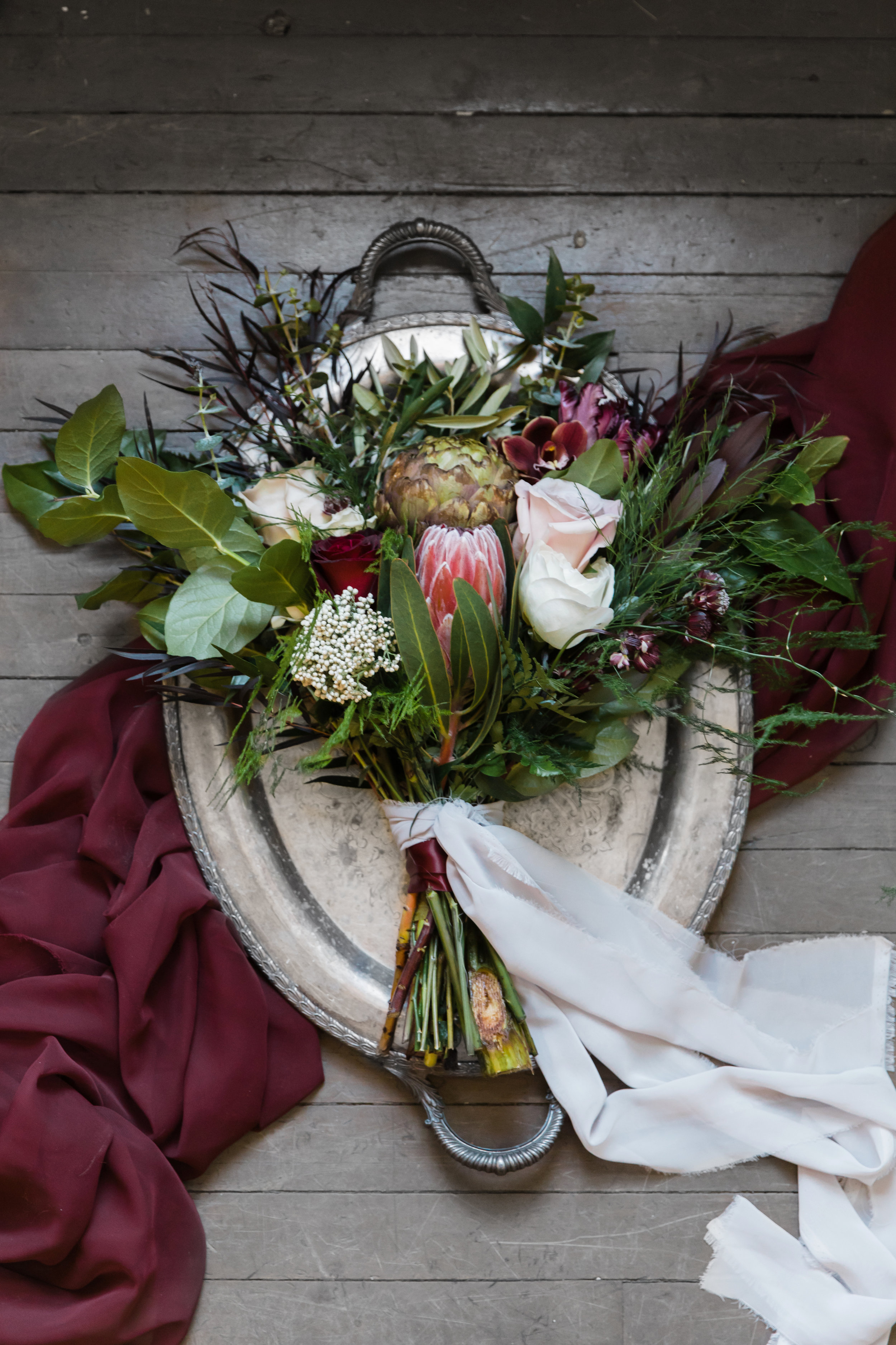 Free Bouquet Contest -