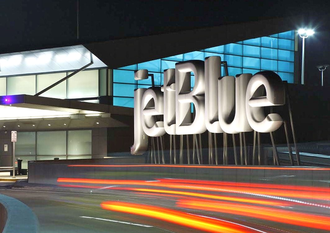 Jet Blue Terminal 5 - JFK International Airport New York