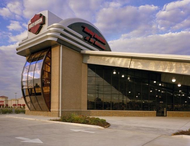 Harley Davidson Retail Texas