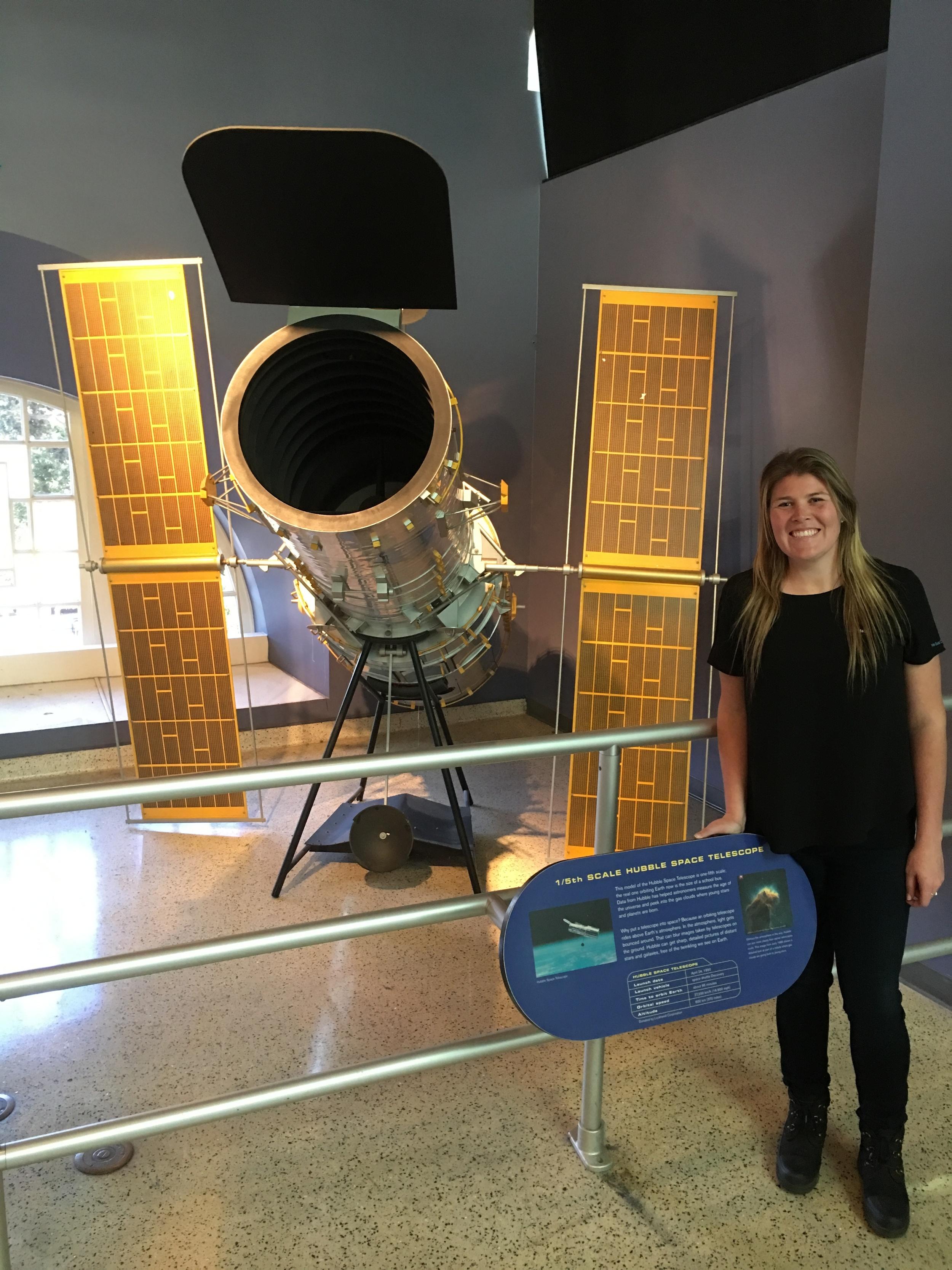 1:15 Hubble Space Telescope - California Science Center