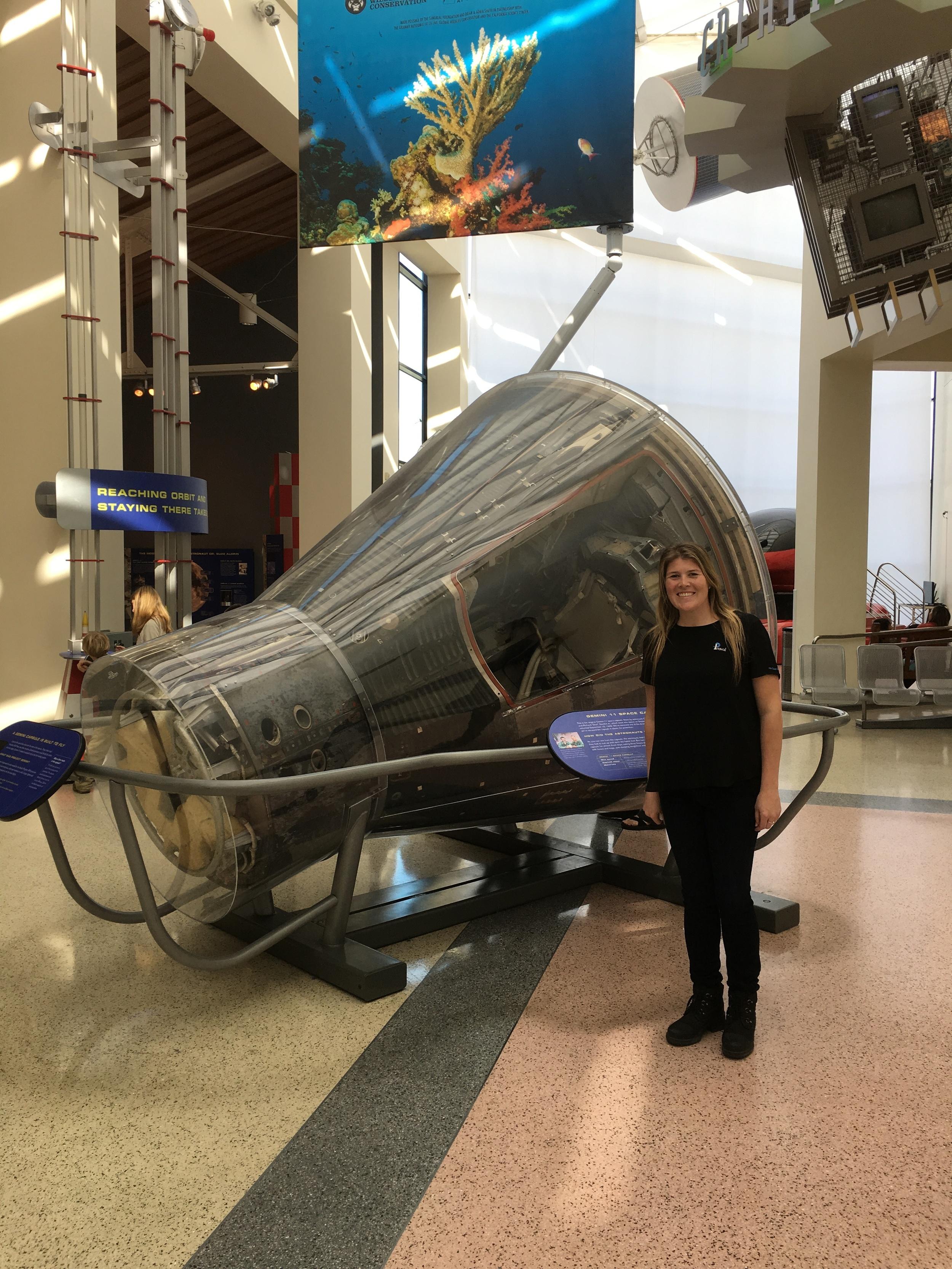 Gemini 11 - California Science Center