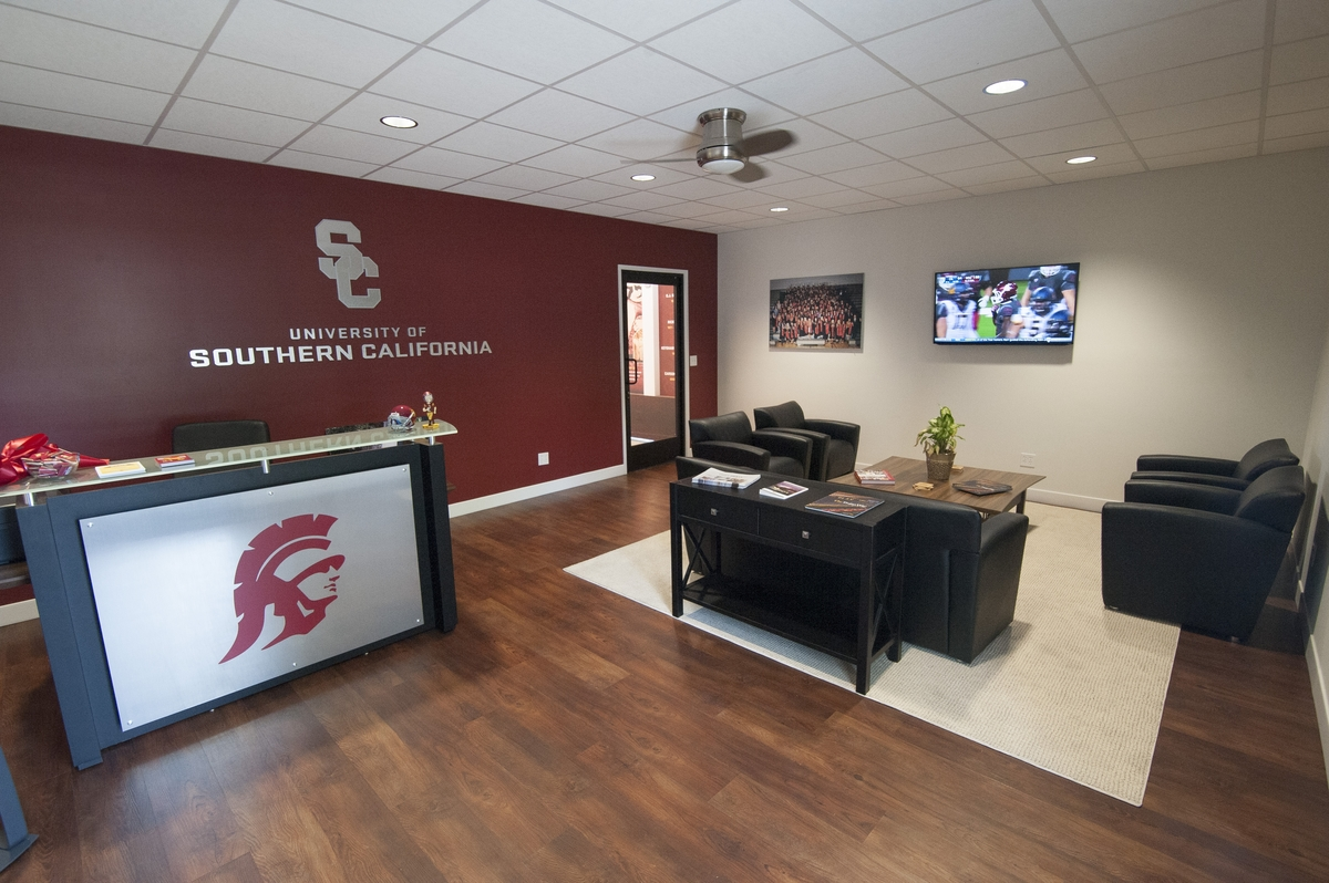 USC Reception & Lobby Area