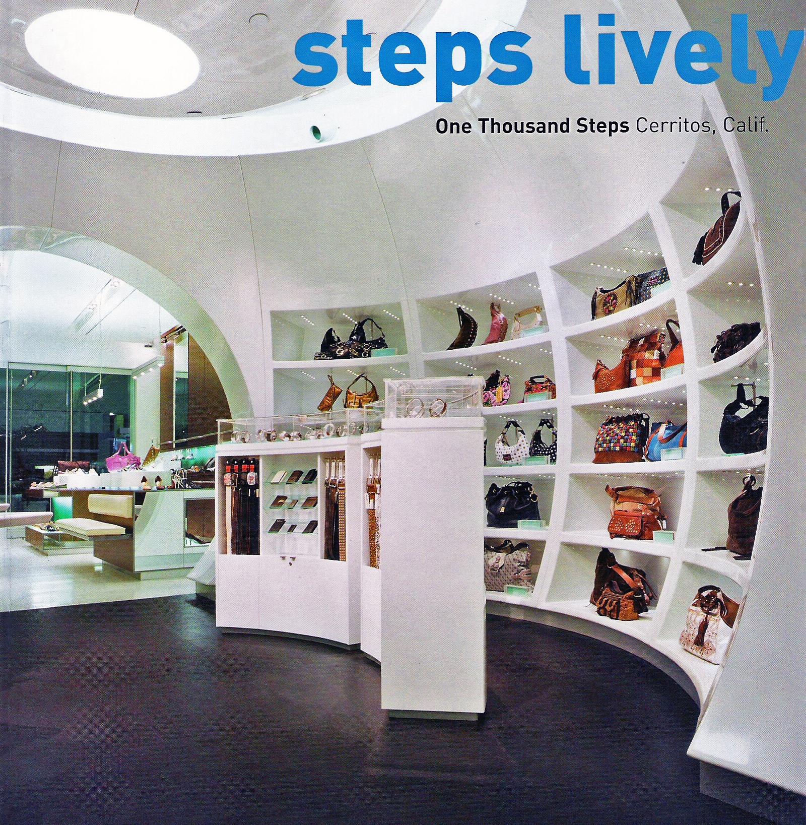 1000 Steps Retail Store