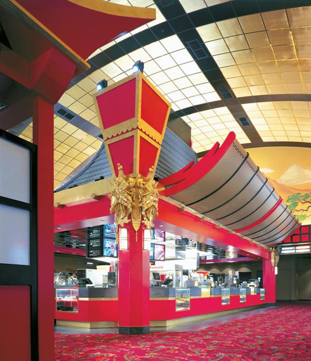 Mann's Chinese Theater, Thematic Interior, CO
