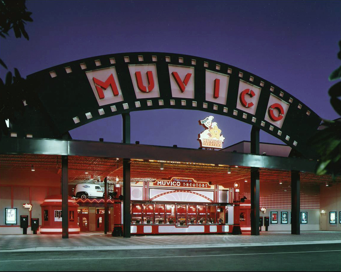 Muvico Palm Theater, Various Florida Locations