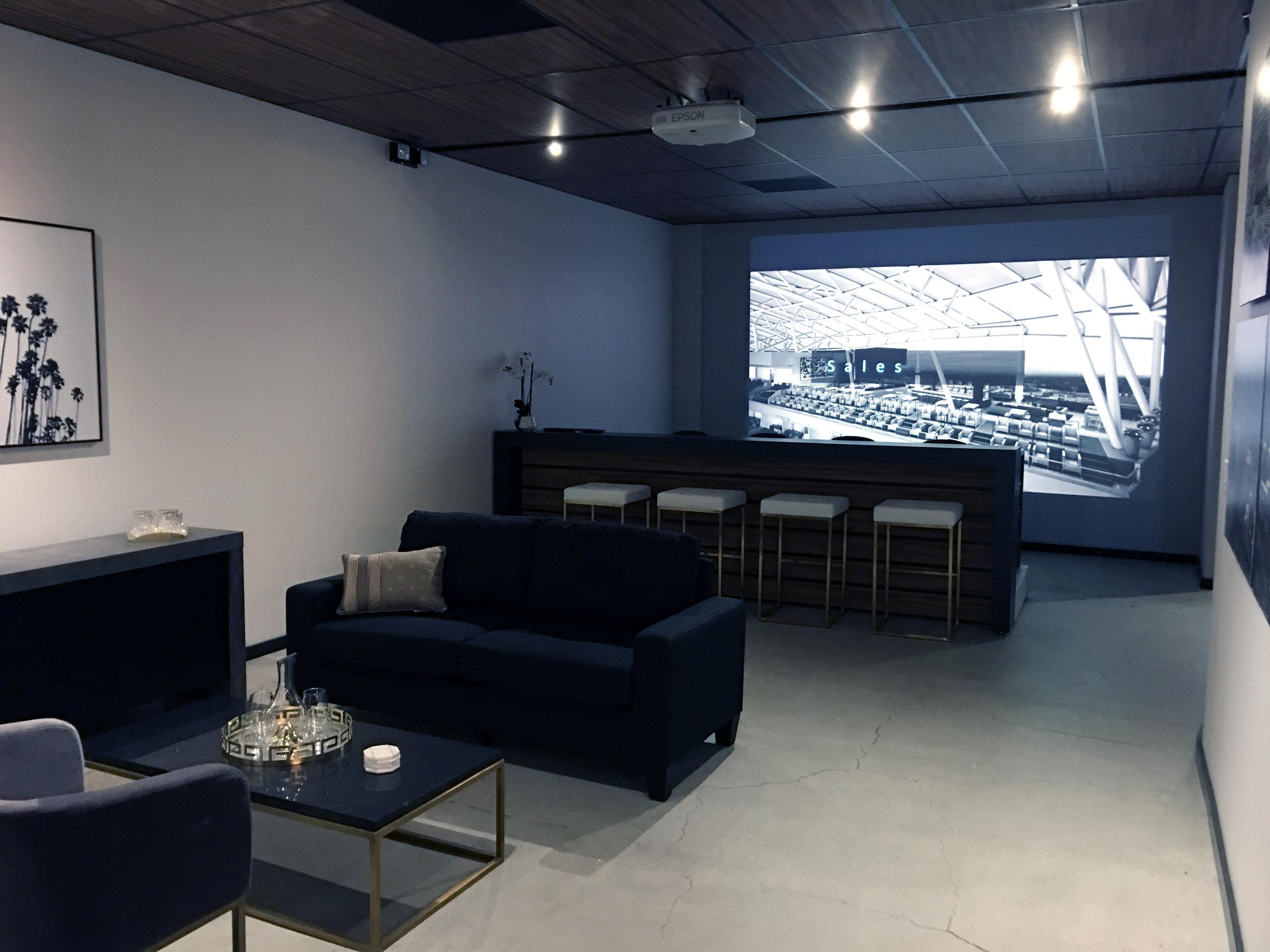 LAFC - Premium Room