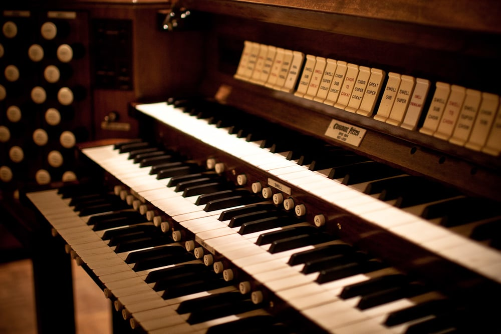 The organ of the Cathedral is one of Calgary's most historic instruments. It was built by the renowned firm Casavant Freres and installed in 1906. It was significantly enlarged and overhauled in 1937 and again in 1955. Click  here  to learn more about this phenomenal instrument!