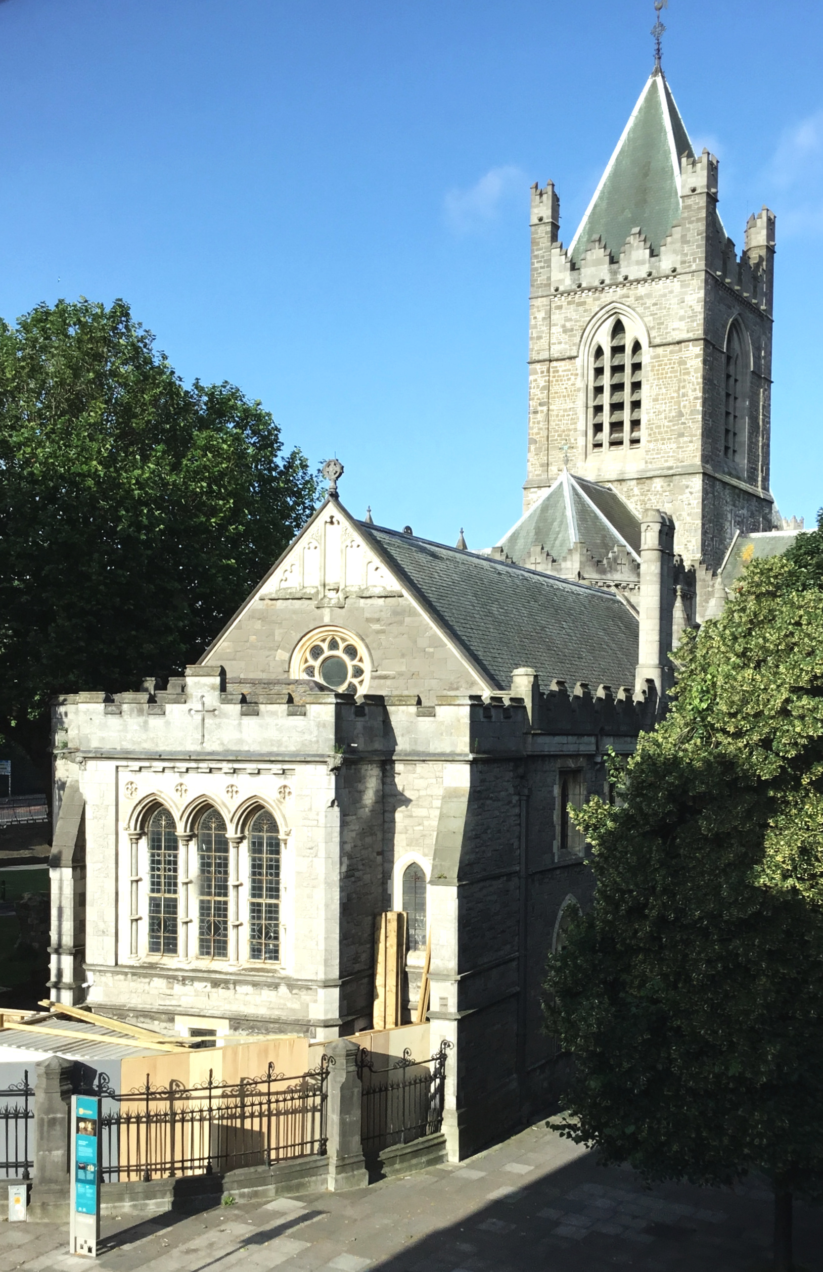 Christ Church Cathedral, Dublin - East End