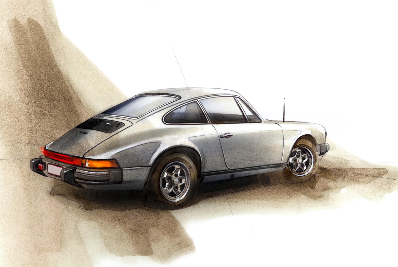 Porsche 911C 2.7