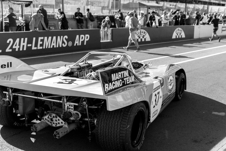 Porsche 908 Martini Racing-Team