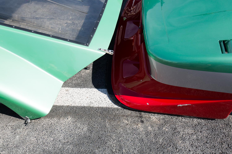 Colourful Lancia