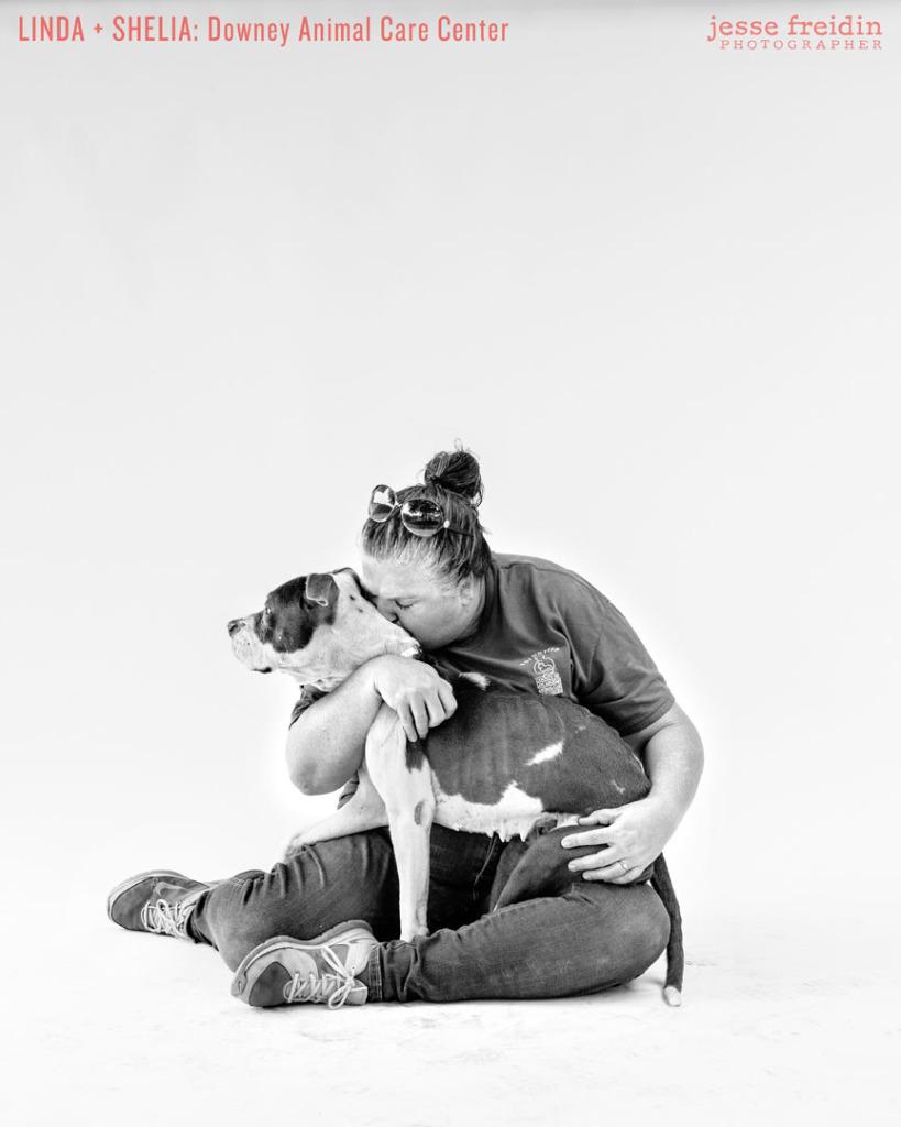 Finding Shelter: Shelter Volunteer Portraits