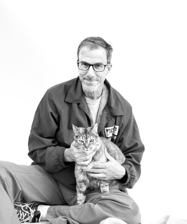 Finding Shelter: Animal Shelter Volunteer Portraits