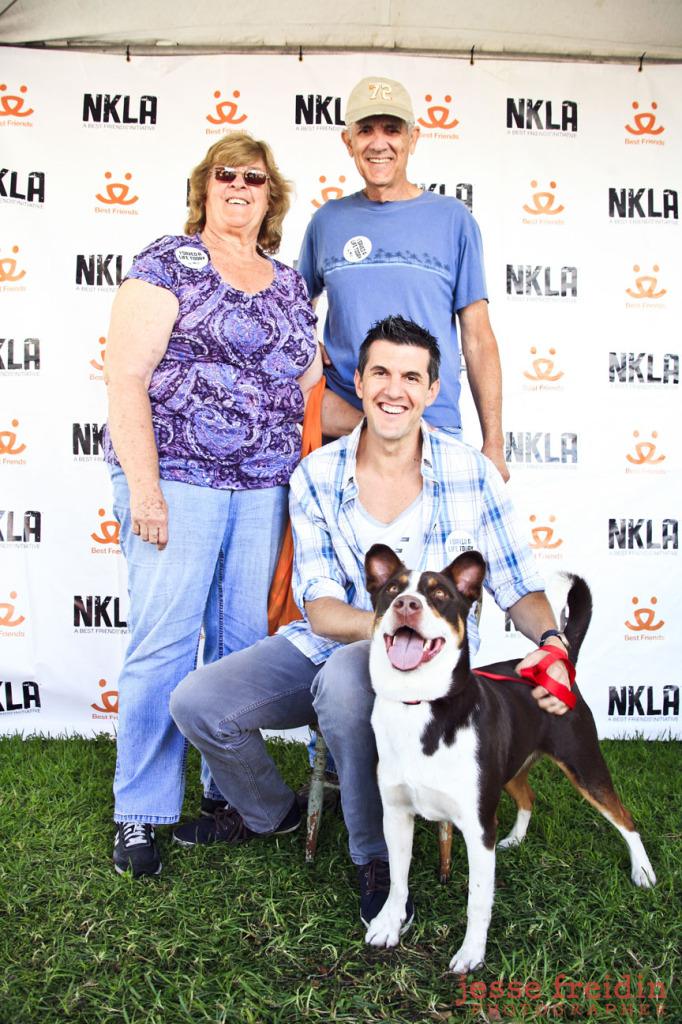 NKLA Adoption Family Photobooth Tar Pits