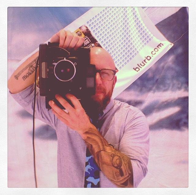 jesse freidin polaroid photobooth