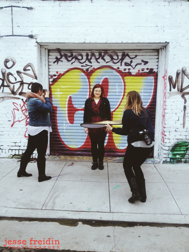 Portrait Photography 101 Class at Makeshift Society