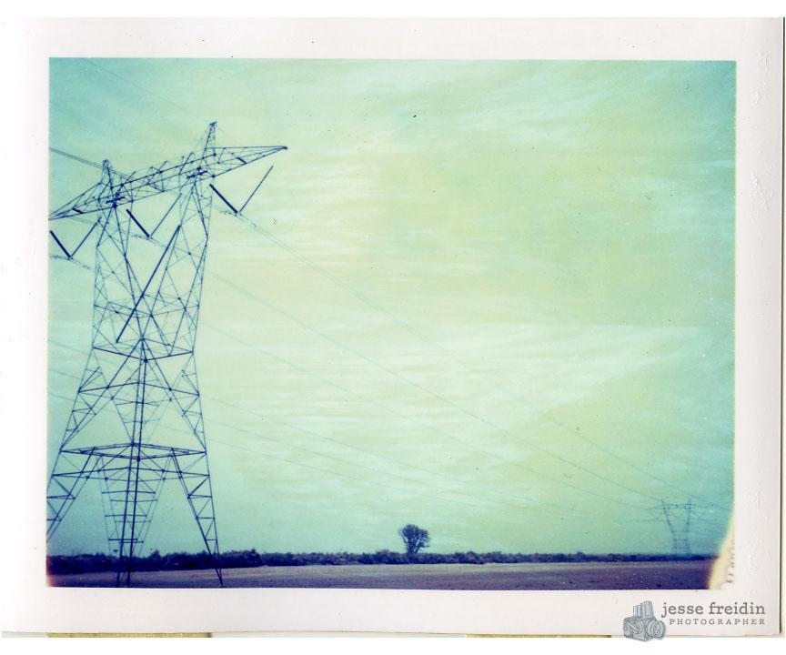 Polaroid Wires