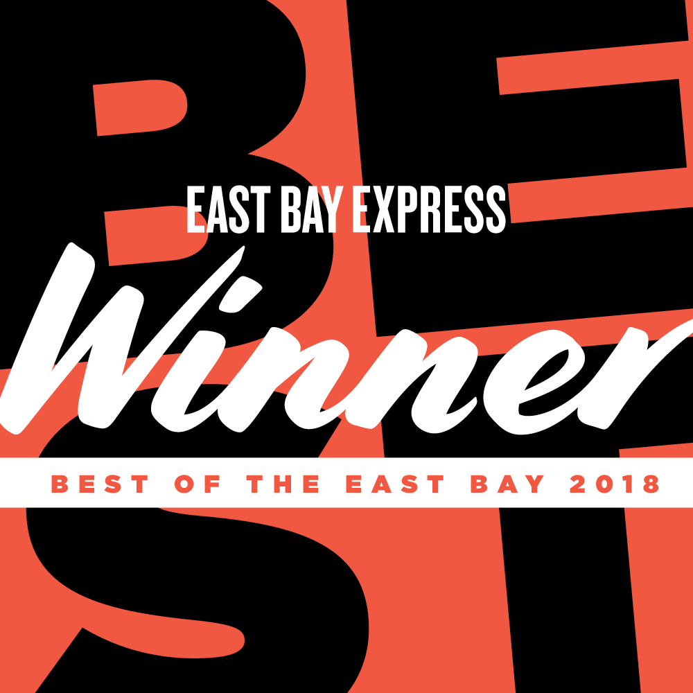 best of the east bay 2018 winner