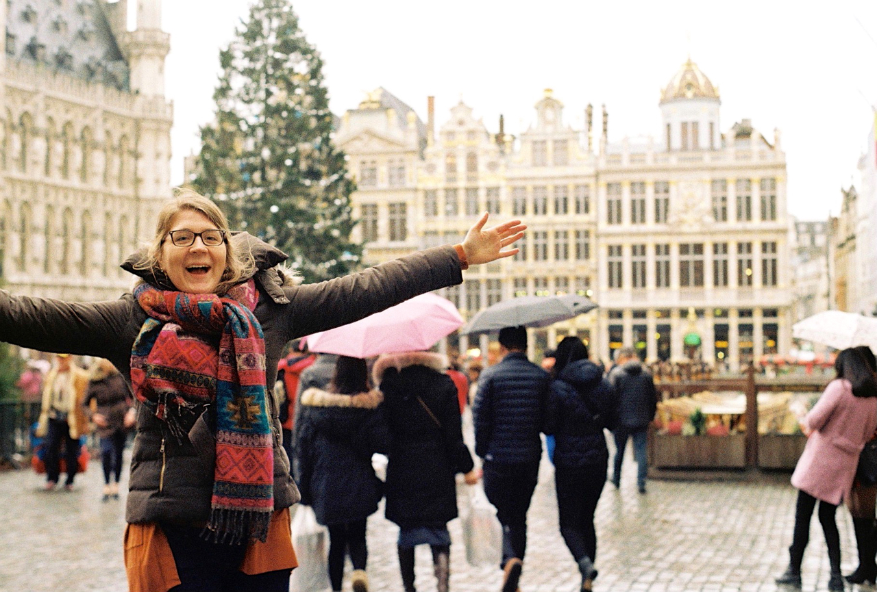 Liz and Brussels