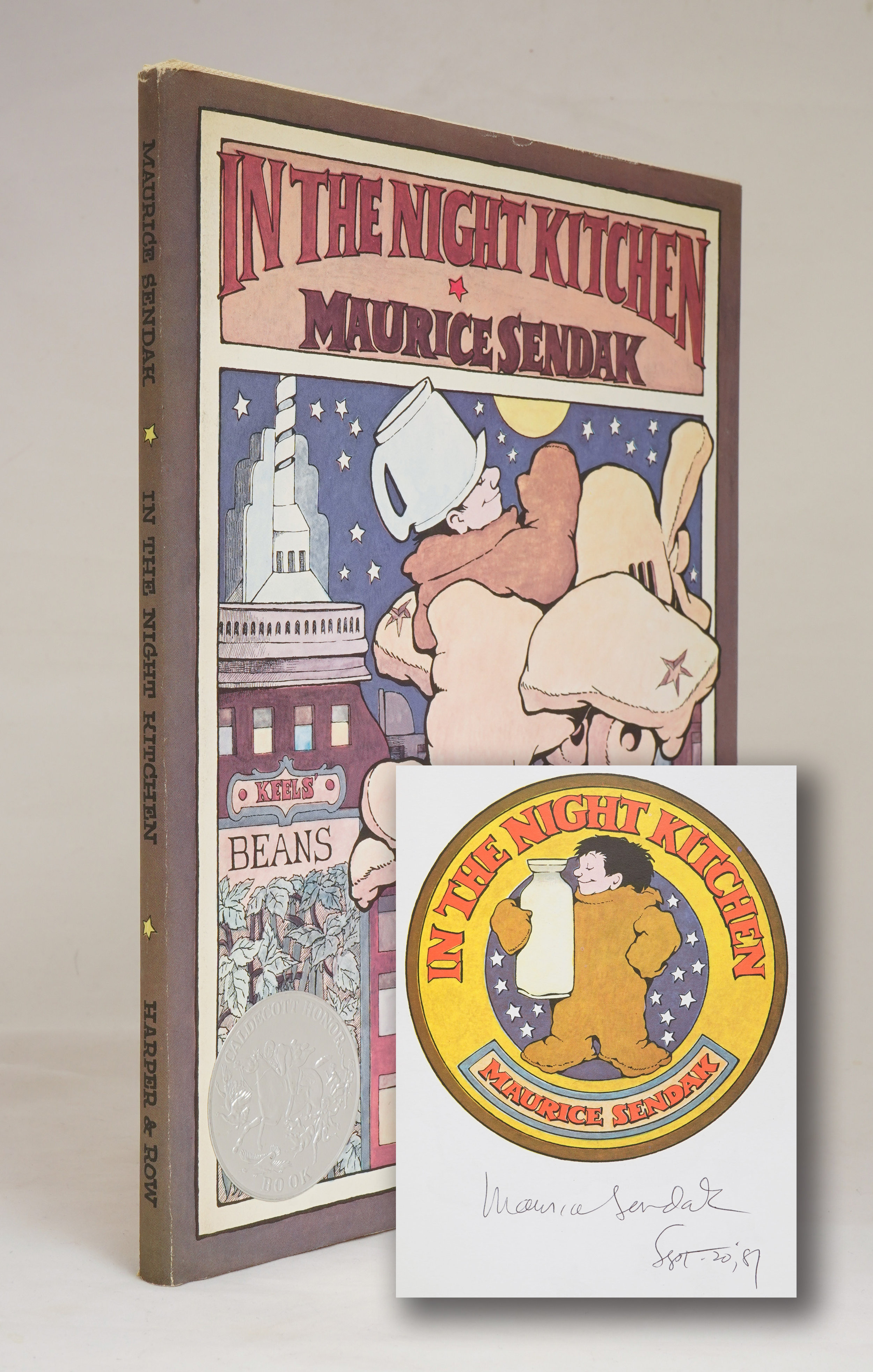 Offered by Pryor-Johnson Rare Books