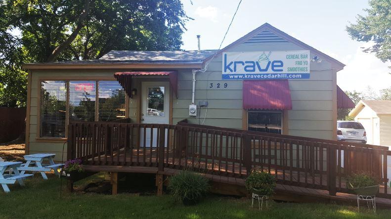 Krave Cereal Bar in Cedar Hill, TX