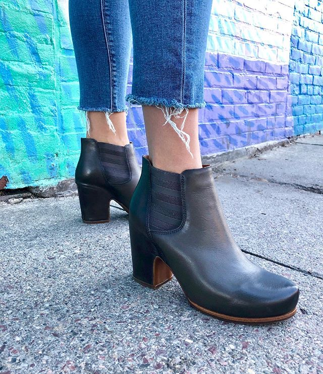 You can't go wrong in a sleek grey bootie. Stop by and see what else we have in store! We have tons of new arrivals!  #shoplocalbtv #dearlucy #bootieseason #booties #fallfashion #fallstyle #newarrivals