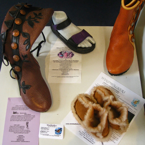 Angel Fiorito-Leddy - Footwear