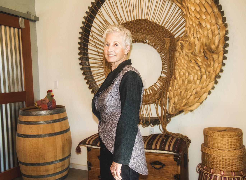 Judy Fisher - Weaver