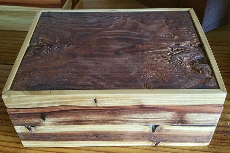 Jerry Pagnusat - Wooden Boxes