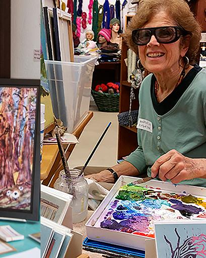 Liz Stafford Painter