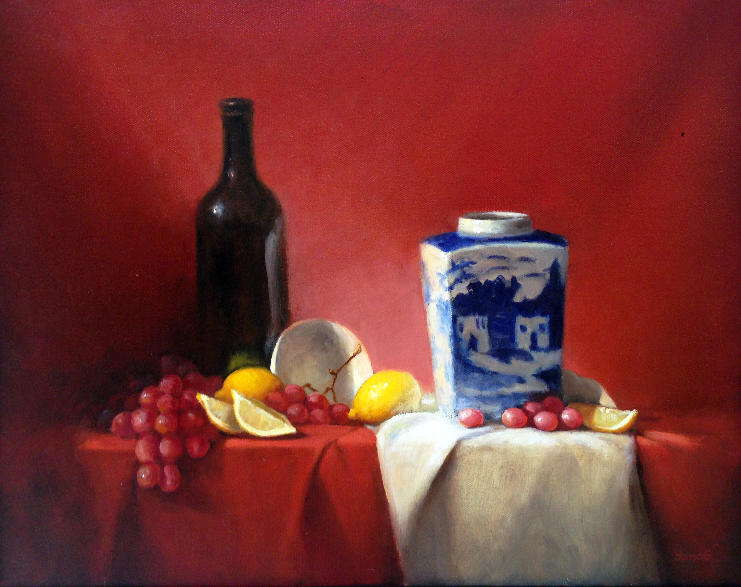 16x20 Oil on canvas