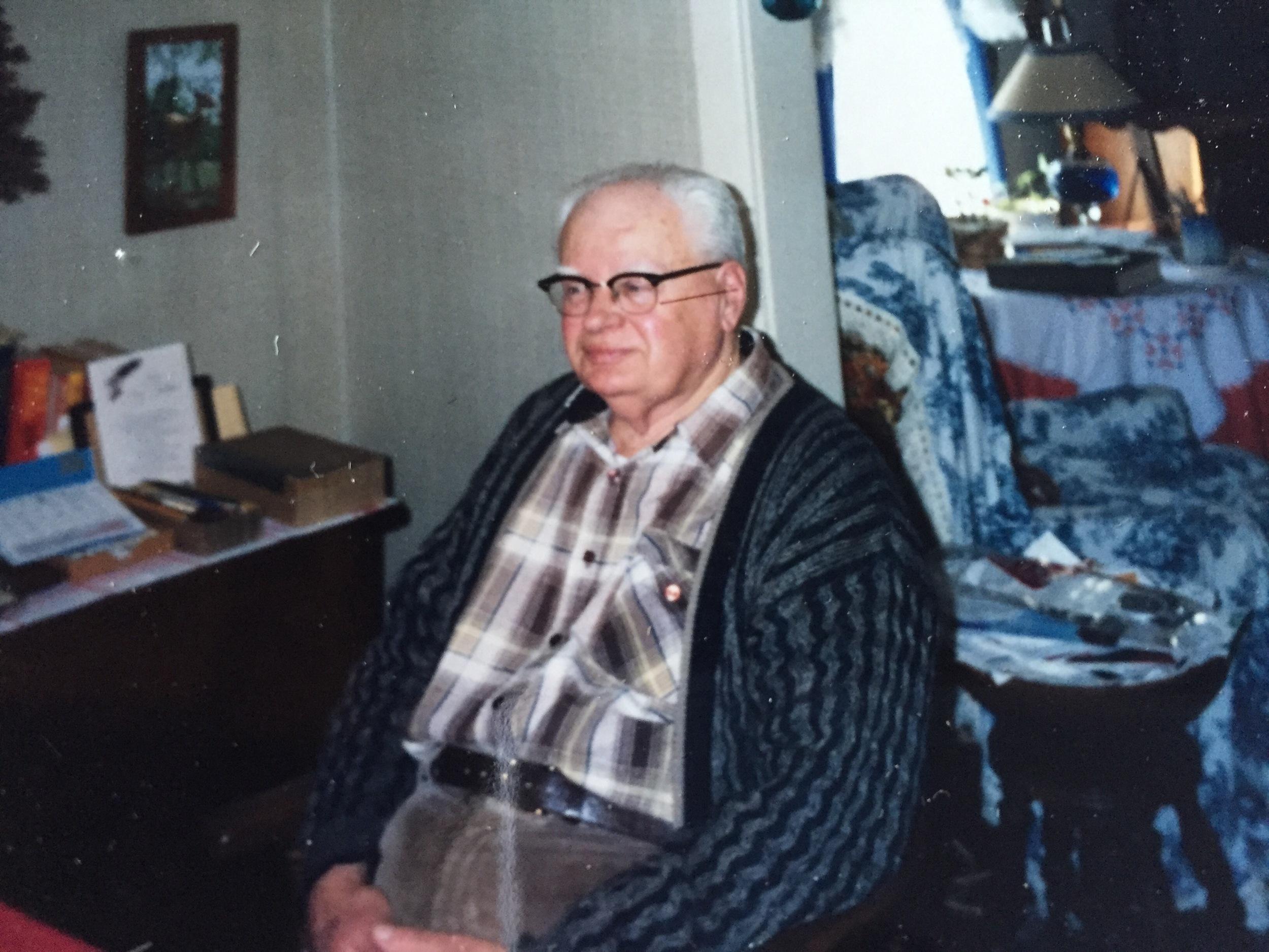 My Grandpa Joe