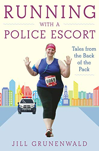 1) Running with a Police Escort - by Jill GrunenwaldThis is the tale of a 30-something, never-ran-a-day-in-her-life woman who decided it was time to do something with her weight and get moving! It's both funny and engaging. I'm currently reading this one now. (Disclaimer: there is some language peppered throughout.)