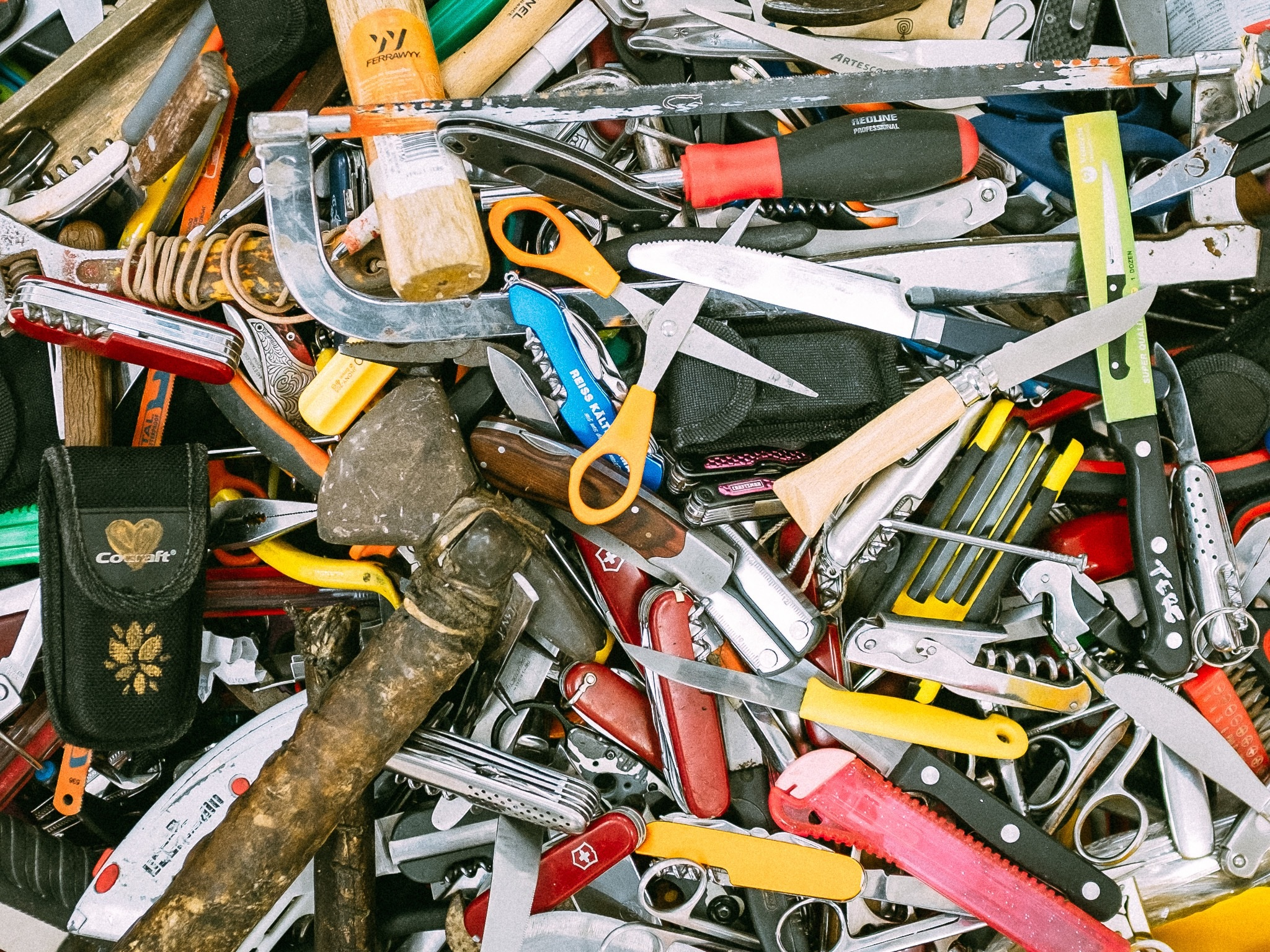We all have a junk drawer. Let's get it cleaned out!