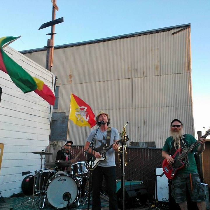 Gidon & The Red Lions