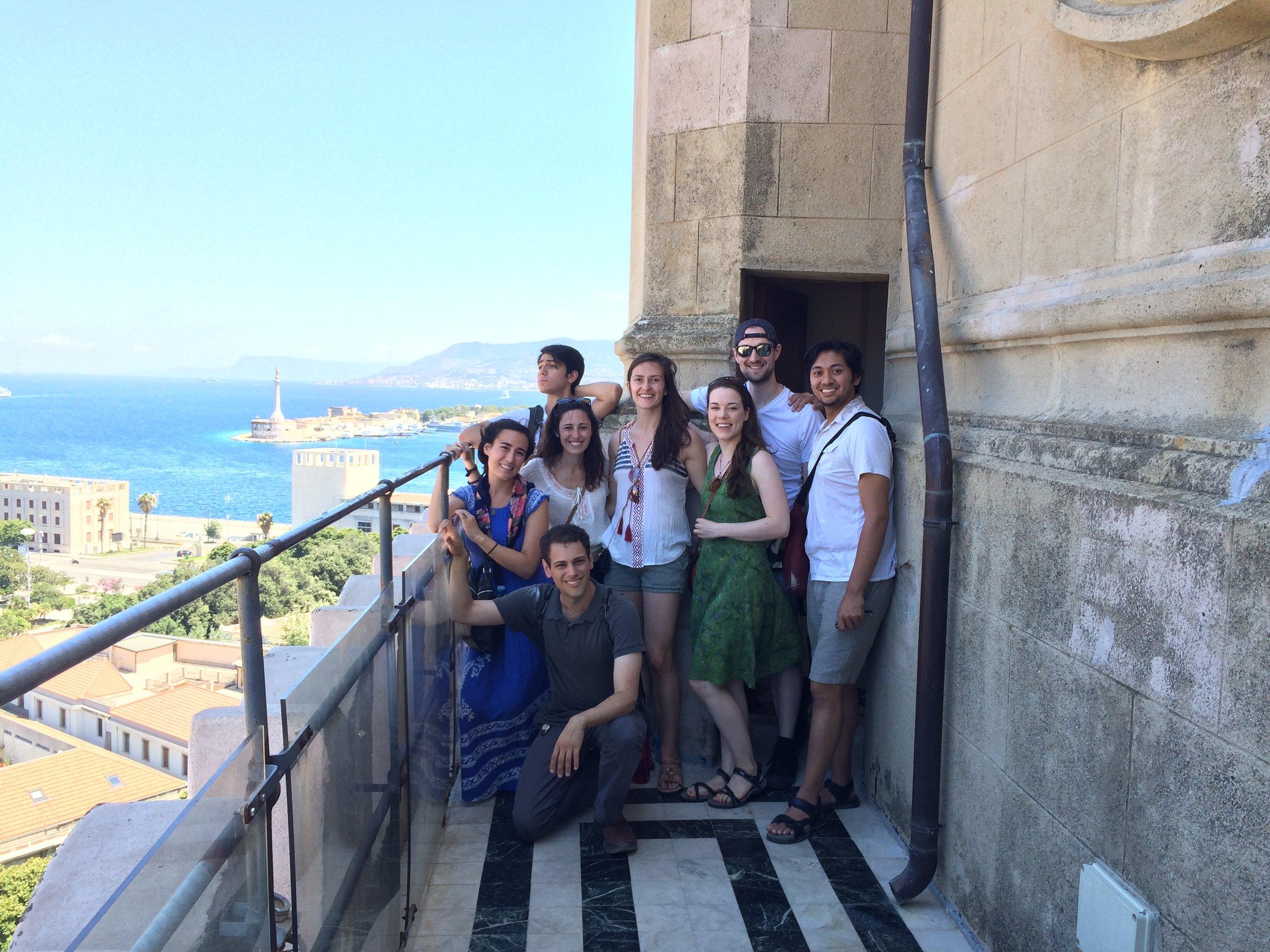The Clocktower, Messina