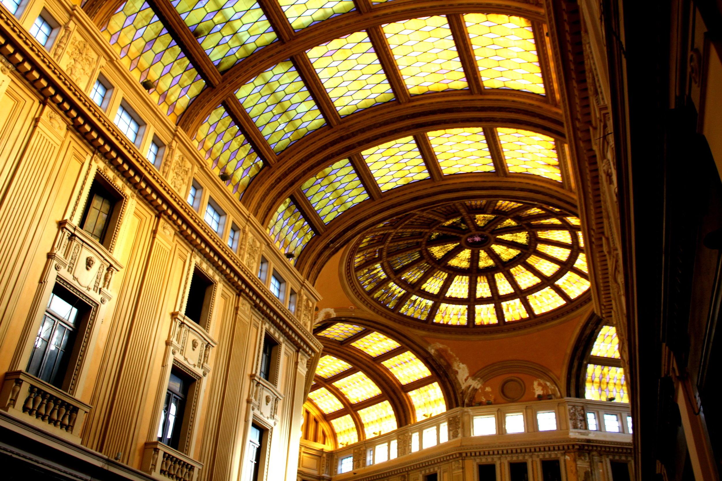 Galleria Vittorio Emanuele III di Messina