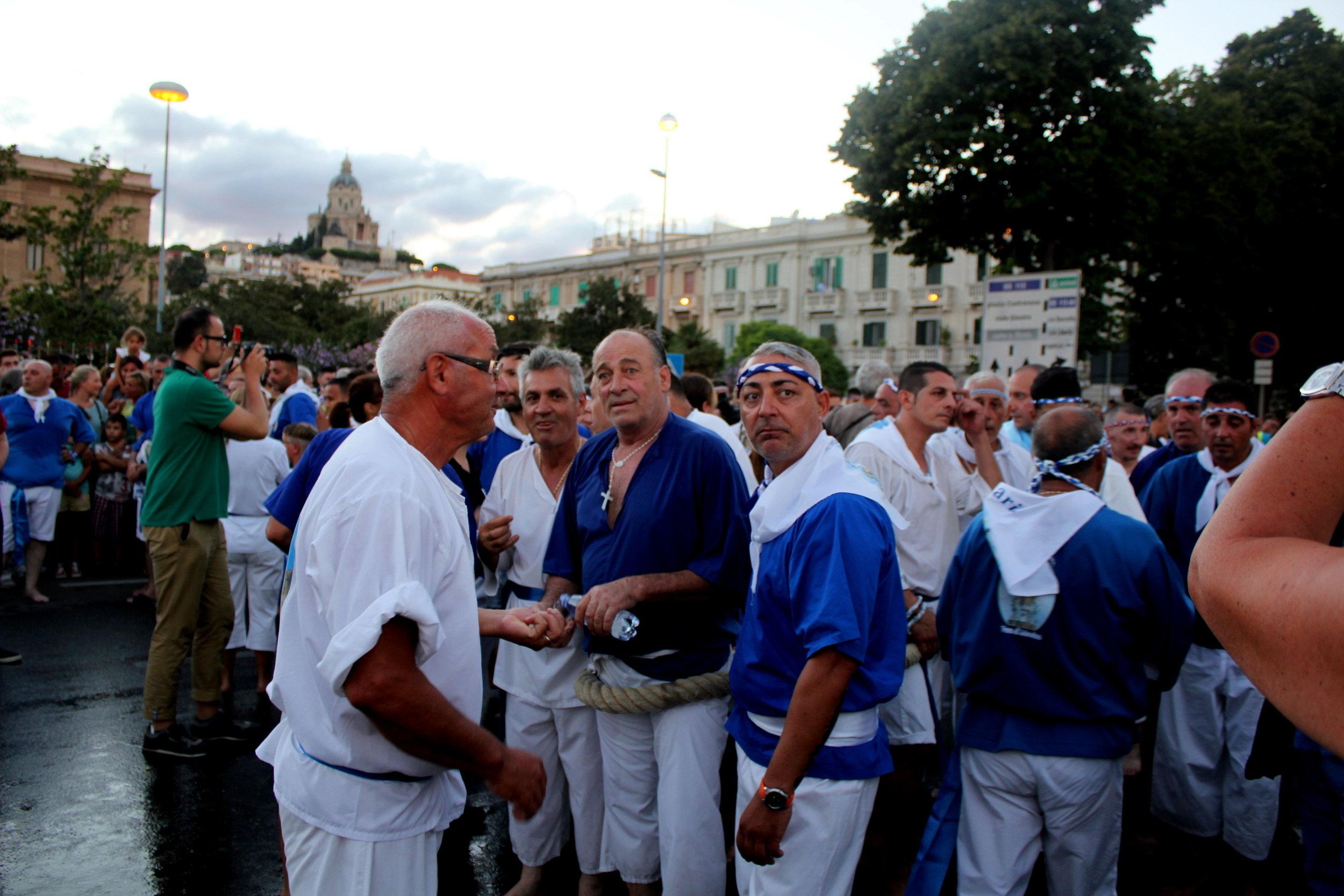 La Vara della Madonna di Messina