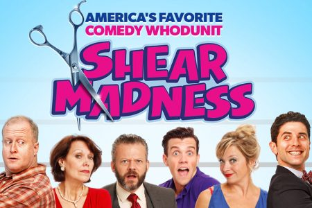 Tickets for two to Shear Madness